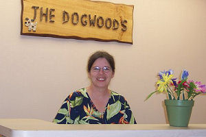 Dogwoods Pat Lodge Owner & Founder Brenda Jolly